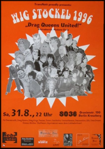 1. Wigstöckel 1996 im SO36