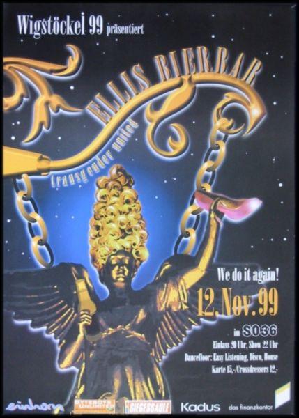 Wigstöckel 1999 im SO36