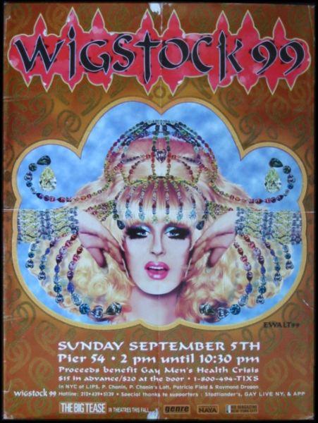 wigstock 1999